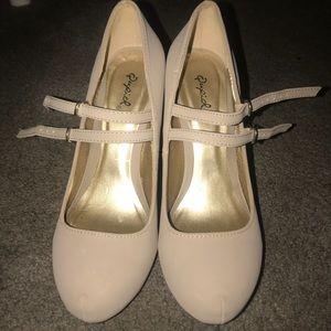 Cute and simple heels